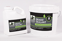 Drago Sealant Pour into Form with Multiple Pipes
