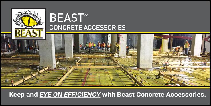 Beast Concrete Accessories