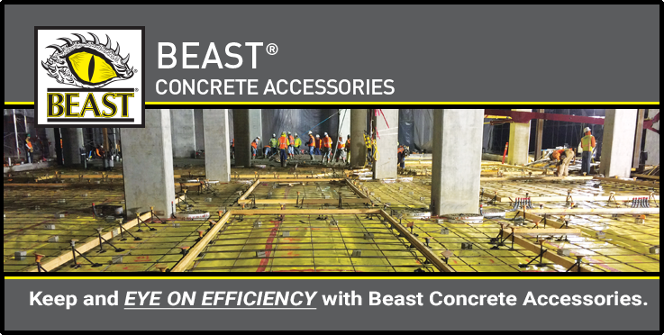 Beast Concrete Accessories
