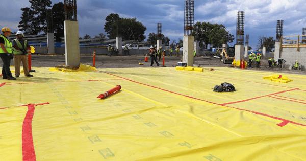 Mortenson-Construction-Stego-Installation-Support-Parking-Lot-Project-1