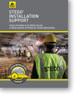 Stego-Installation-Support-Cover