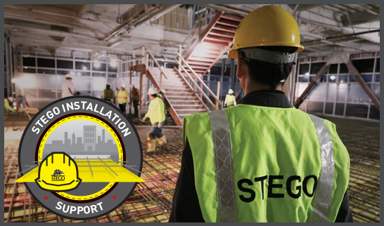 Stego Installation Support