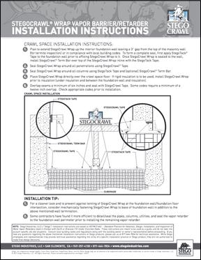 StegoCrawl Installation Instructions