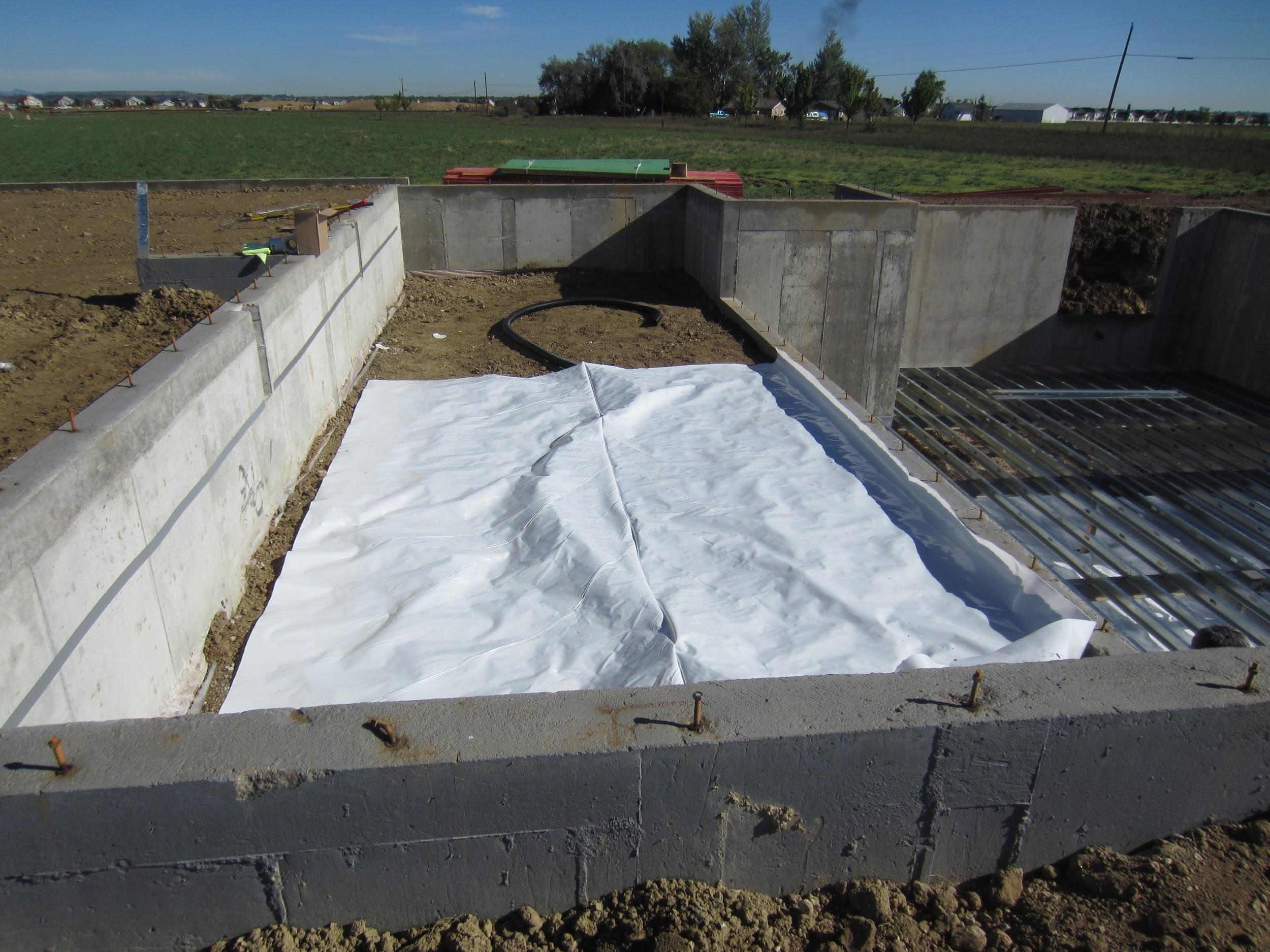 Crawl-Space-Encapsulation-for-New-Home-Construction