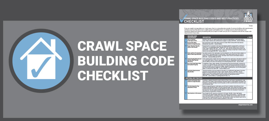 Crawl-Space-Building-Code-Checklist