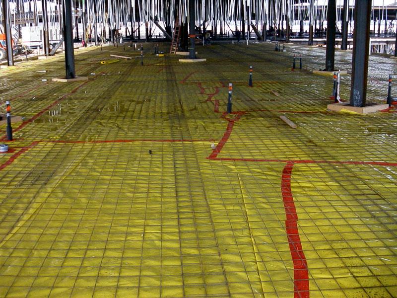 Stego-Wrap Field
